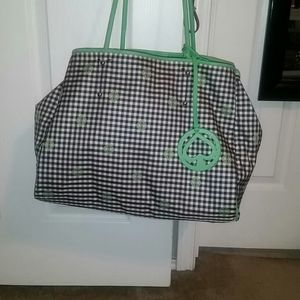 ♠💚Beautiful KS tote💚♠